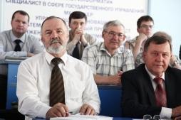 Заседание Ученого совета ВятГУ