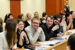 Врио Губернатора и ГФИ по Кировской области встретились с будущими управленцами