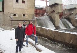 Студенты ВятГУ побывали на малой ГЭС Кировской области