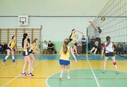 В ВятГУ прошел чемпионат по волейболу