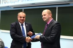 В ВятГУ завершил обучение 16-й выпуск управленцев Президентской программы