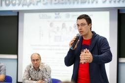 В ВятГУ прошел карьерный форум для молодых специалистов