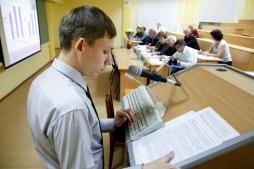 Профессор из Франции оценил дипломный проект студента ВятГУ