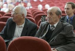 Ветераны ВятГУ отметили День мудрости