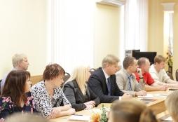 У слушателей Президентской программы в ВятГУ начался новый учебный год