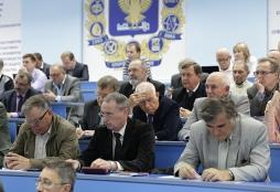 16 октября - очередное заседание Ученого совета университета