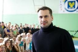 Бронзовый призер Олимпиады в Афинах встретился со студентами ВятГУ