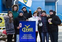 Студенты ФЭМ рассказали жителям Кирова о способах здорового досуга