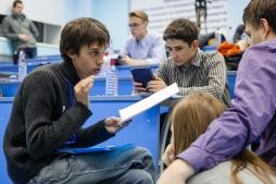На турнир по дебатам в ВятГУ съехались участники со всей России