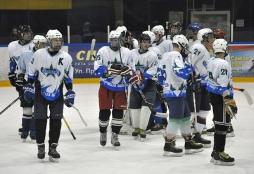 Хоккейный клуб ВятГУ занимает лидирующие позиции в первом круге Чемпионата области