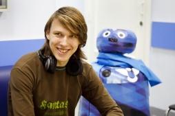 Робот-аватар поможет студентам ВятГУ посещать лекции дистанционно