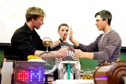 Лицей инновационного образования приглашает на мастер-классы