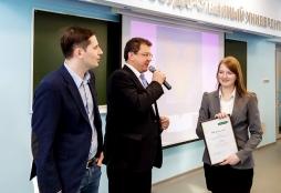 За высокие показатели в учебе студенты ВятГУ получили именные стипендии от Россельхозбанка