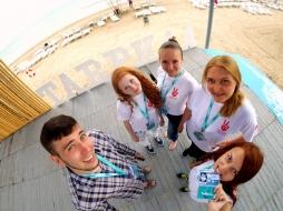 Студенты и выпускники ВятГУ представили регион на образовательном форуме «Таврида» - 2015 в Крыму