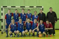 Чемпионат ВятГУ по мини-футболу завершился победой команды ЭТФ
