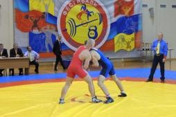 Студент ВятГУ стал призером Всероссийского турнира по греко-римской борьбе