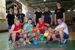 Атлеты из ВятГУ отличились в первенстве по гиревому спорту
