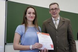 Студенты ВятГУ – обладатели «Хрустального Апельсина»