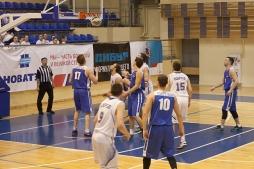Спортсмены ВятГУ борются за победу в российской баскетбольной Суперлиге
