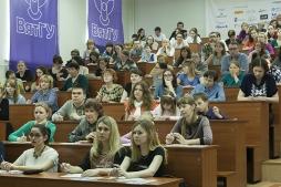 Более 600 человек написали «Тотальный диктант» в ВятГУ