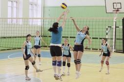 Волейболистки ВятГУ - чемпионки Кировской области