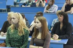 Выпускники школ узнали, как поступить в Колледж Опорного университета в 2016 году