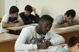 Образование без границ: иностранные студенты ВятГУ показали отличные знания русского языка