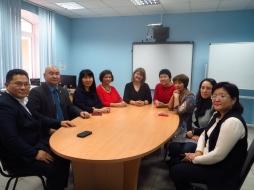 Опыт ВятГУ в области электронного обучения представлен на встрече с преподавателями российских вузов