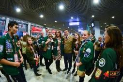 Делегация ВятГУ отправляется на Всероссийский слёт студенческих отрядов в Новосибирск
