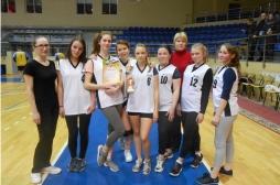 В ВятГУ прошли заключительные игры по волейболу на Кубок ВятГУ среди первокурсников