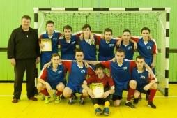 Традиционный Новогодний турнир по мини-футболу среди мужских и женских команд ВятГУ