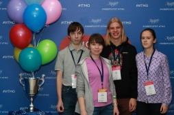 Студенты ВятГУ – в числе лучших на международных состязаниях по программированию