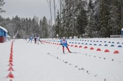Студенты ВятГУ завоевали Кубок Кировской области по лыжным гонкам