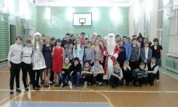 Лицеисты ВятГУ подарили новогоднее чудо детям, оказавшимся в трудной жизненной ситуации