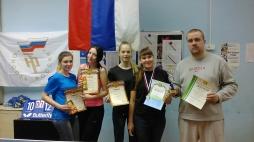 Первые награды студентов Колледжа ВятГУ на областной Спартакиаде