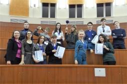 В ВятГУ прошли Дебаты юных ученых