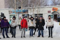 В эти выходные состоялась презентация проекта горожан-активистов и ВятГУ «Квартал 119»