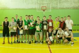 В ВятГУ завершился чемпионат по баскетболу