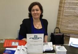 Ученый ВятГУ Елена Каранина отмечена высшей наградой финансового сообщества России
