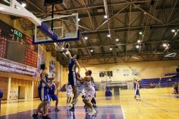 Баскетбольная интернациональная команда ВятГУ одержала победу