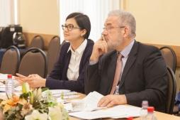 Эксперты Национального фонда подготовки кадров проанализировали хода реализации программы развития ВятГУ