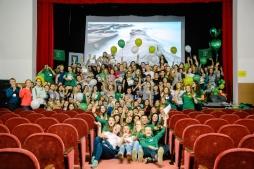 В ВятГУ прошла школа актива - адаптация первокурсников «Первая лига. Старт-2017»