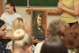 «Мистификация Гоголя» в Вятском государственном университете
