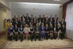 Игорь Васильев вручил дипломы выпускникам Президентской программы подготовки управленческих кадров