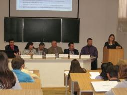 В ВятГУ был проведен межвузовский круглый стол «Правовой обычай как источник гражданского права»