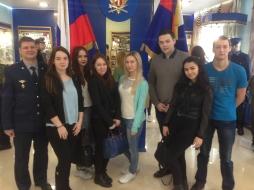 Будущие юристы из ВятГУ приняли участие во Всероссийской научно-практической конференции по проблемам института ресоциализации осужденных