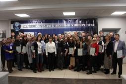 В Вятском государственном университете определены лучшие корпоративные медиа Приволжья и Урала