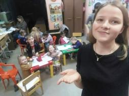 Студенты ВятГУ помогают  сформировать у детей, оставшихся без попечения родителей представления о своих правах и обязанностях