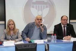 В ВятГУ проходит «Гражданский форум – 2017»