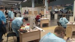 Волонтеры ВятГУ приняли участие в проведении III Национального чемпионата профессионального мастерства для людей с инвалидностью «Абилимпикс - 2017»